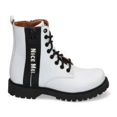 Braqeez Belle Boot - 419771 - White