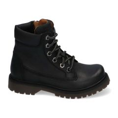 Braqeez Bas Boot - 419972 - Zwart