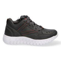 Finn Faro - 421930-588 - Grijze Lage sneakers voor Jongens