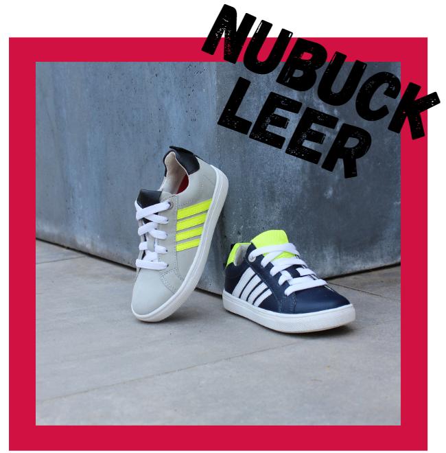 Nubuck leer